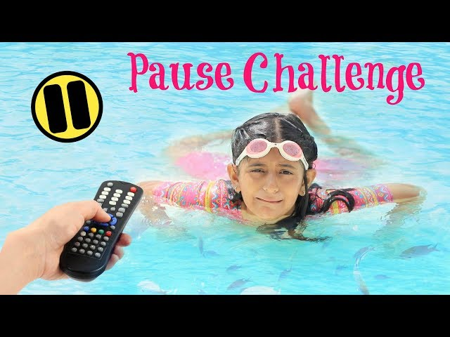 The PAUSE Challenge ... | #Fun #Kids #Anaysa #MyMissAnand