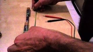 Recargar bateria no recargables. muy simple y funciona