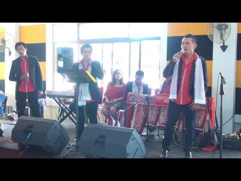 Lagu Batak Pernikahan - Dongani Ma Au (Di Istana Kana Cikampek)