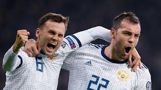 Сборная России узнала соперников по отбору на чемпионат мира 2022 года