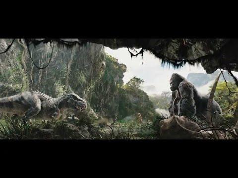 Кинг Конг против Динозавров | Кинг Конг (2005)