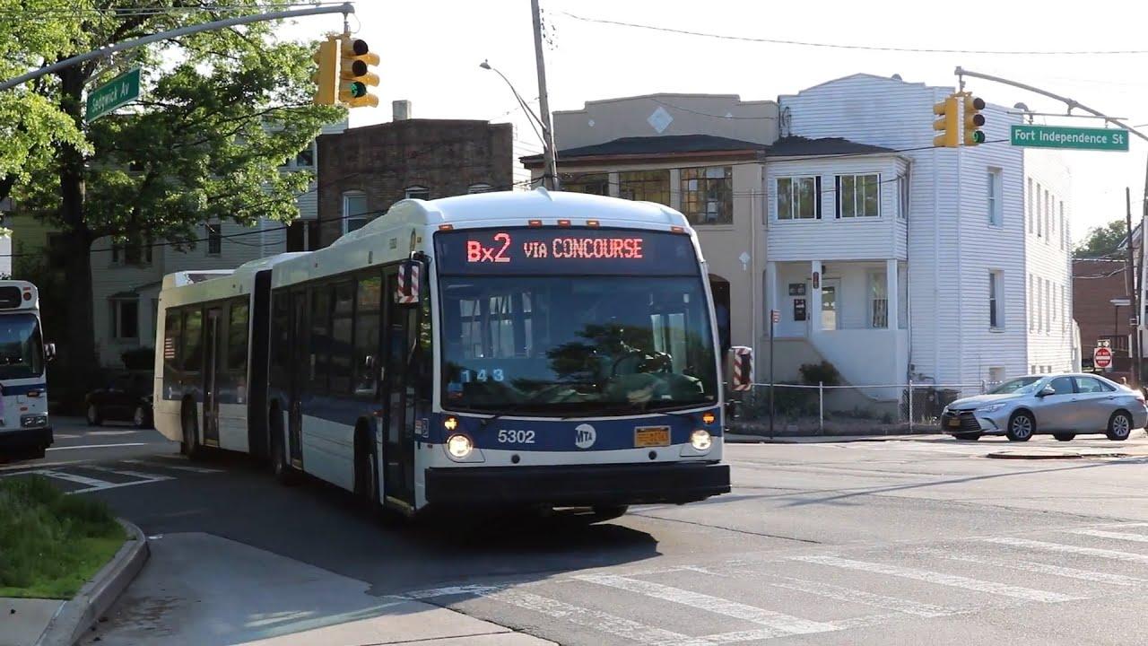 2012 Nova Bus Lfs Articulated 5302 5304 2003 New Flyer D60hf