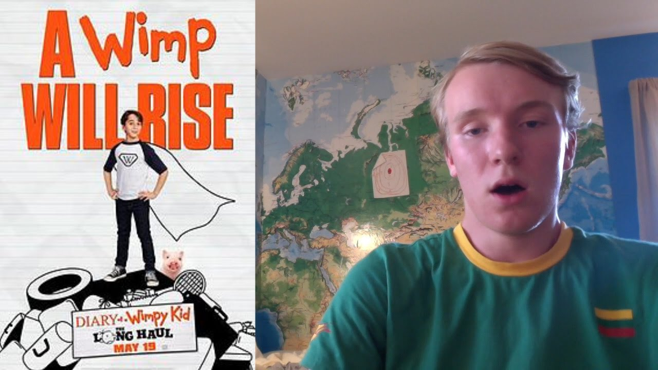 Diary of a wimpy kid the long haul Extreme rant - YouTube