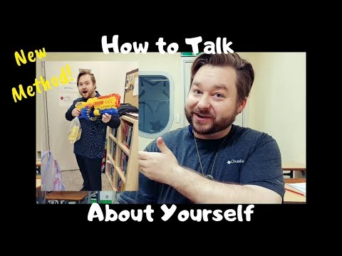 Tell Me About Yourself - Interview Question Practice Conversation