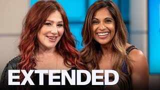 Tiffany On Reconnecting With New Kids On The Block | EXTENDED