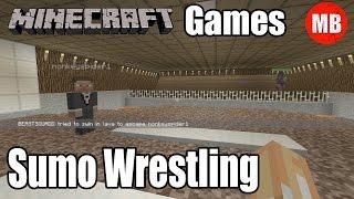 Minecraft Games   Sumo Wrestling!