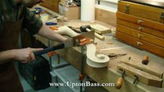 Upton Bass: American Made Double Basses from Upton Bass