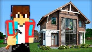 Я ПОСТРОИЛ ДОМ СВОИМ ПОДПИСЧИКАМ В МАЙНКРАФТ 100 ТРОЛЛИНГ ЛОВУШКА Minecraft ДЕРЕВНЯ ПОДПИСЧИКОВ