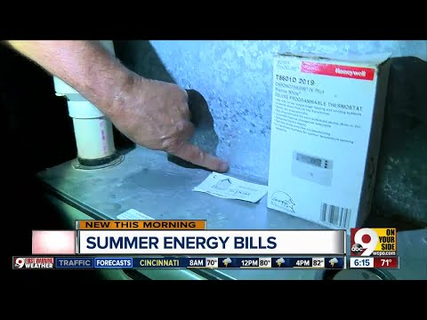 Duke Energy's tips for saving energy this summer
