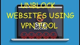 How to Unblock websites (Two Methods)