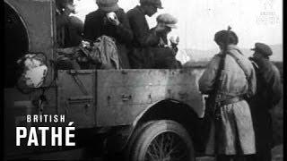 Guerilla warfare in ireland (1922)
