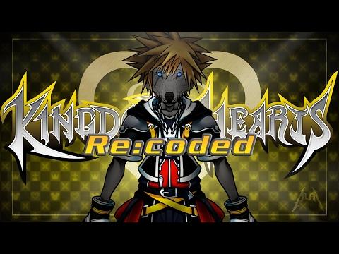 Kingdom Hearts Re:coded (Parte 4) ¡Mundo plano!