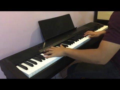 Haikal Ali - Bertemu Kembali (Piano)