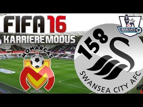 FIFA 16 Karrieremodus Part 158 [Saison 4 | Vorbereitung] Monarcas Morelia