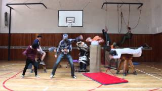 Harlem Shake CZ (Czech PE edition)