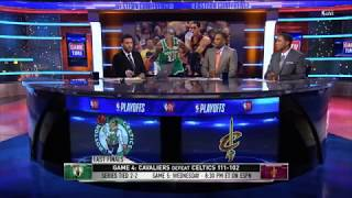 Cavaliers vs Celtics Game 4 Postgame Analysis | NBA GameTime