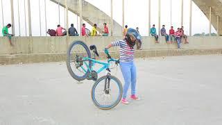 Bangladesh MTB Divisional Stunt Championship 2017-Lamia Stime