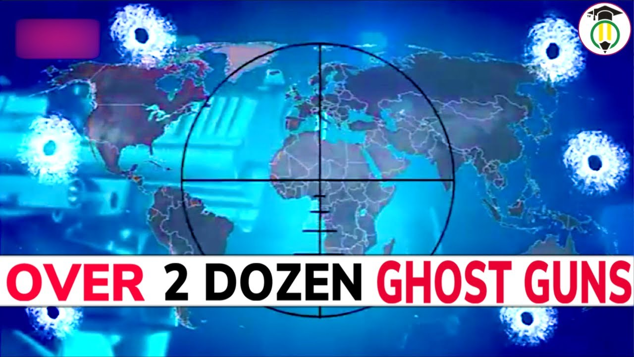 Ghost GUN takes SEVEN lives in NINE years