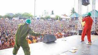 ParaPanda Ikipigwa Live Na Rostam Kwa Mara Ya Kwanza Toka Itoke