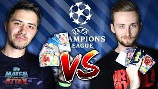 TOPPS MATCH ATTAX VS FIFA 17 /W DEV!