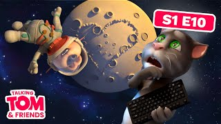 Talking Tom and Friends ep.10 - Man on the Moon 2