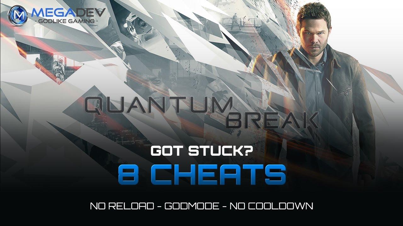 Quantum Break Trainer + Cheats
