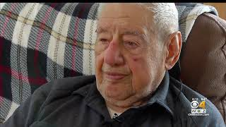 Veteran Stories - 96 year old WWII Veteran on a mission to salute the Lieutenant that saved his life