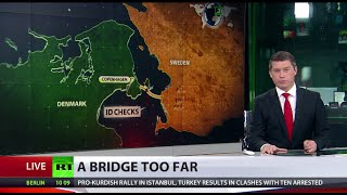 No more friendship bridges: Sweden checking IDs to curb migrant flow