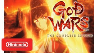 GOD WARS: The Complete Legend Announcement Trailer - Nintendo Switch
