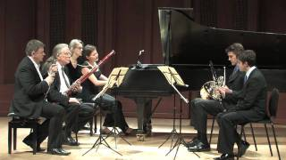 Camerata Pacifica — Beethoven, Quintet for Piano & Winds, Op. 16, 2nd mvmnt..mp4