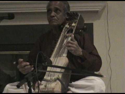 TAALSADHANA presents Pt  Anant Kunte - Sarangi Solo in Parsippany, NJ