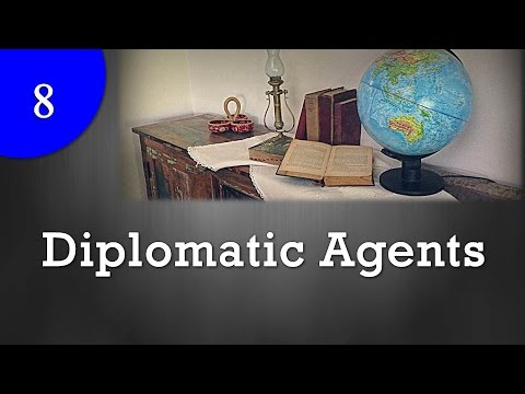 Diplomatic Agents