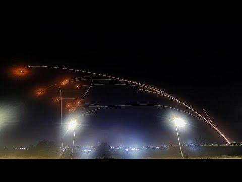 شاهد: وابل من الصواريخ تستهدف مواقع إسرائيلية ونظام القبة الحديدية يعترض بعضها…  - نشر قبل 4 ساعة