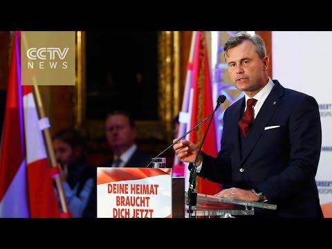 Austrian presidential election: Far-right candidate Norber Hofer criticizes EU