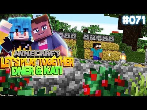 FREMDER SPIELER AUF UNSEREM SERVER | Minecraft mit Kati & Dner #71