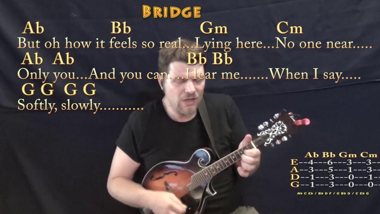 Tiny Dancer (Elton John) Mandolin Cover Lesson with Chords/Lyrics