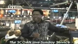SCOAN  31/08/14: TB Joshua Prophecy: Big Shot In Nigeria / Pray For Nigerian Nation, Emmanuel TV