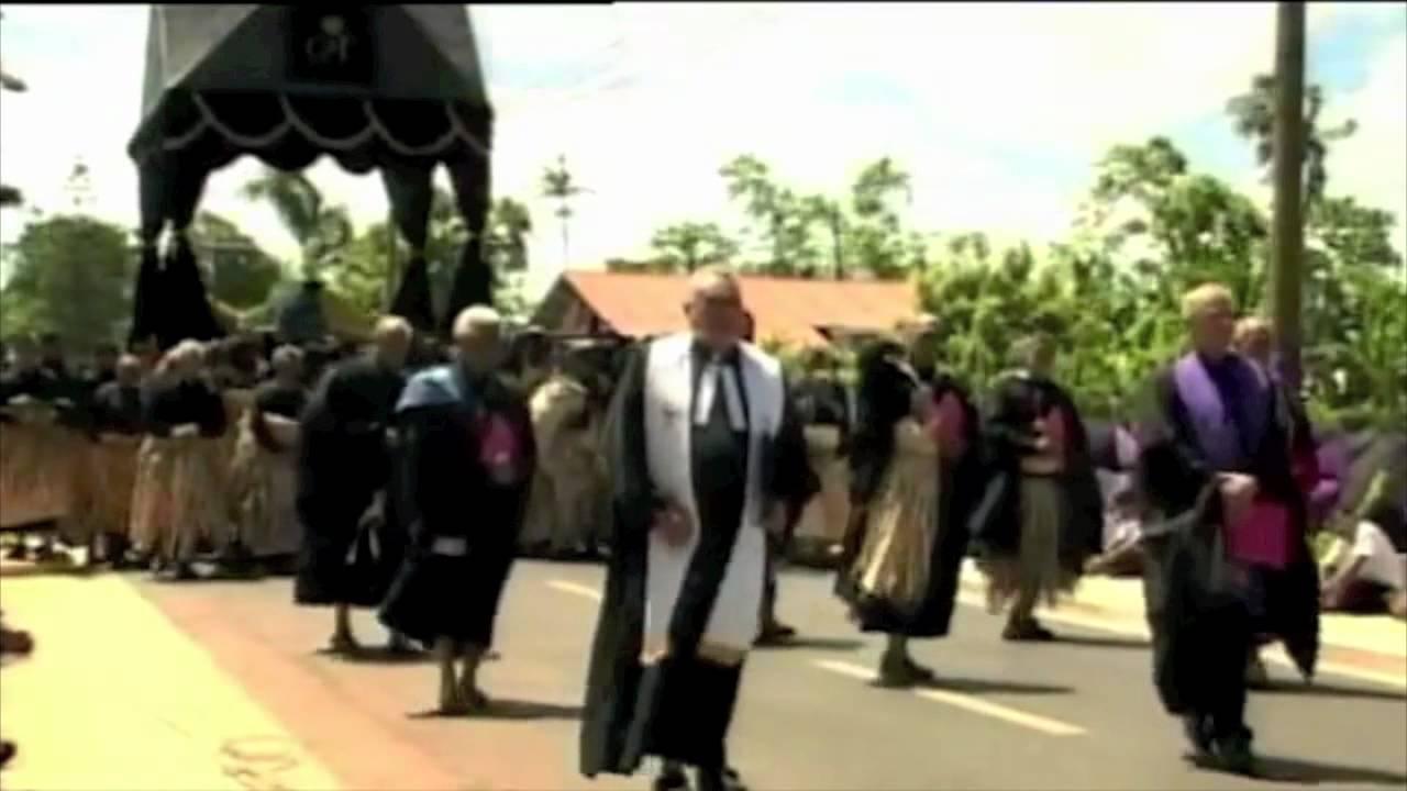 Download King George Tupou V's Funeral Montage