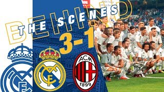 Download Video Real Madrid vs AC Milan 3-1 | BEHIND THE SCENES MP3 3GP MP4