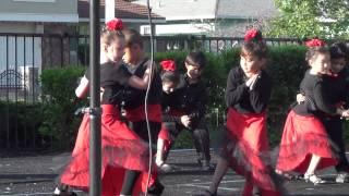 CUTEST KID DANCES TANGO
