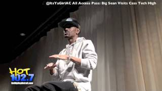 Big Sean Speaks About Former Best Friend And Group Member Pat Piff