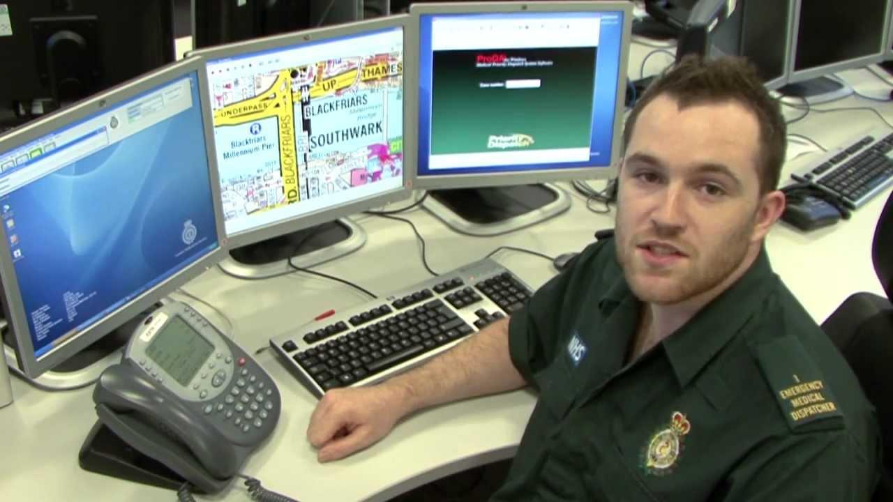 Emergency medical dispatcher sam youtube emergency medical dispatcher sam 1betcityfo Gallery