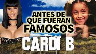 CARDI B - Antes De Que Fueran Famosos - BODAK YELLOW - Hip Hop