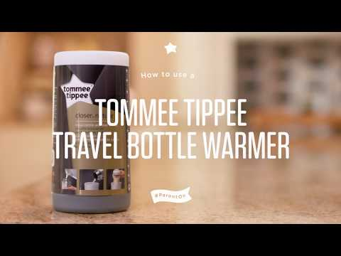 How To Use A Travel Food & Bottle Warmer