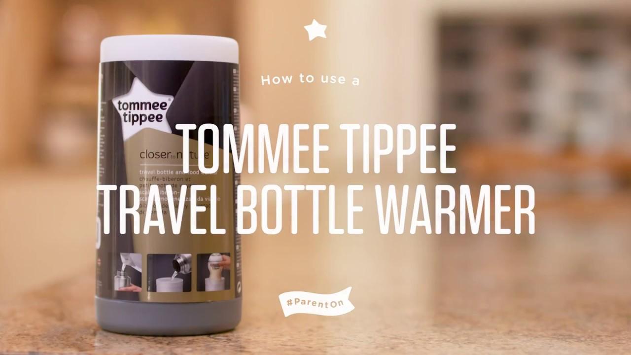 Tommee Tippee Travel Food Warmer
