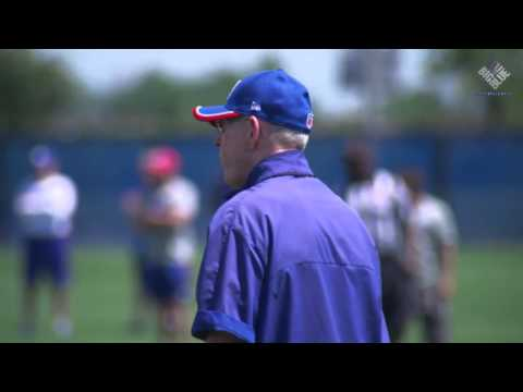 All-Access: Coach Coughlin wired during practice