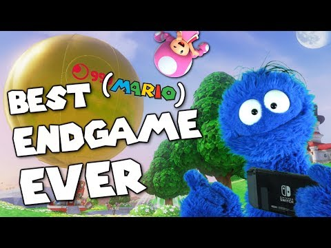 Super Mario Odyssey's RIDICULOUS Endgame