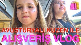 Avusturyalı Kuzen İle Alışveriş Vlog. Ecrin Su Çoban