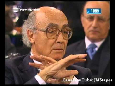 ENTREVISTA A JOSÉ SARAMAGO - ACONTECE (1999)