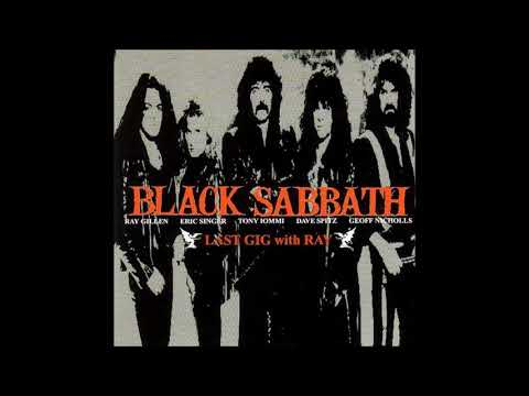 Black Sabbath - Last Gig With Ray (Nottingham 04/06/1986)